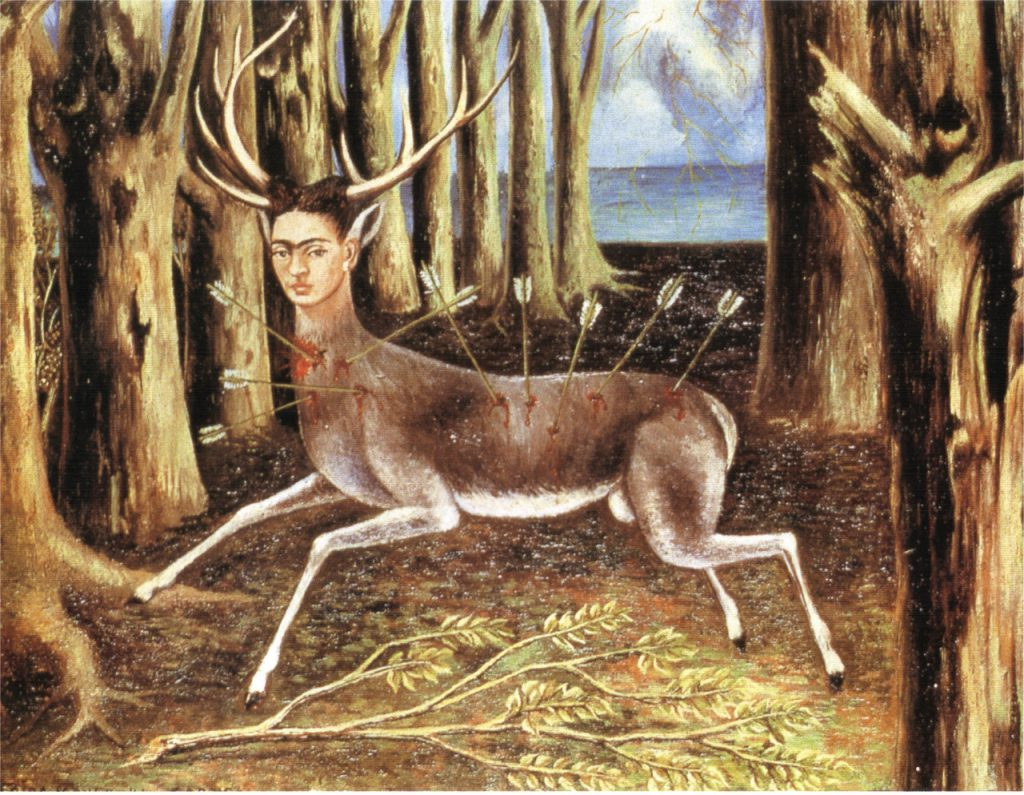 The Wounded Deer (1946)